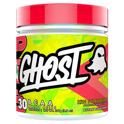 AU54.95 • Buy Ghost Lifestyle Bcaa 30 Serves - Bcaa's Intra Workout Muscle Recovery Bcaa's