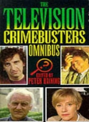 TV. Crimebusters Omnibus By Peter Haining • 2.69£