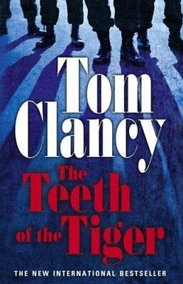 The Teeth Of The Tiger By Tom Clancy. 9780718145026 • 2.47£