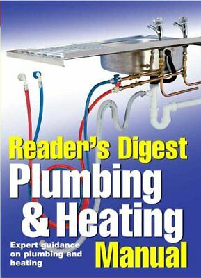 £3.22 • Buy  Reader's Digest  Plumbing And Heating Manual By Reader's Digest