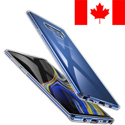 $ CDN9.99 • Buy Clear Transparent Soft Case Cover For Samsung Galaxy Note 9