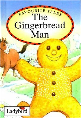 The Gingerbread Man (Ladybird Favourite Tales) By Audrey Daly, Peter Stevenson • 2.10£
