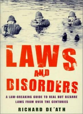 Laws And Disorders By Peter Haining • 2.71£