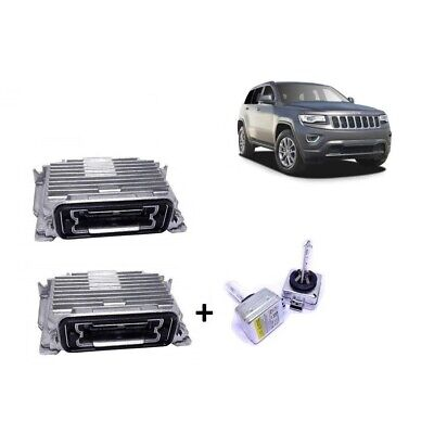 AU489.95 • Buy Upgrade 35W To 55W Conversion Ballast HID Kit For Jeep Grand Cherokee 2014-2020