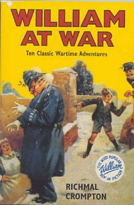 £2.96 • Buy William At War By Richmal Crompton. 9781405051552