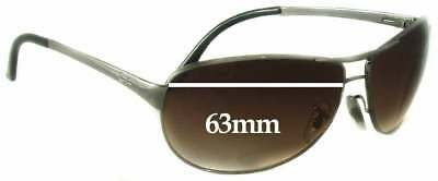 5c6965c048 SFx Replacement Sunglass Lenses Fits Ray Ban Warrior RB3342 - 63mm Wide •  45.93