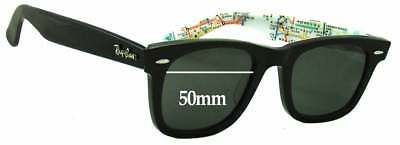 bae494d42a SFx Replacement Sunglass Lenses Fits Ray Ban RB2140 Special Series 2  Wayfarer - • 45.93