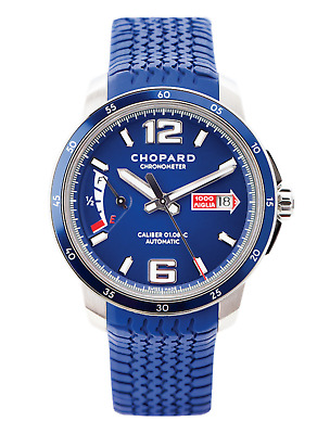 New Chopard Mille Miglia GTS Israel 70TH Anniversary Blue Royal Limited Edition • 13,526.18£