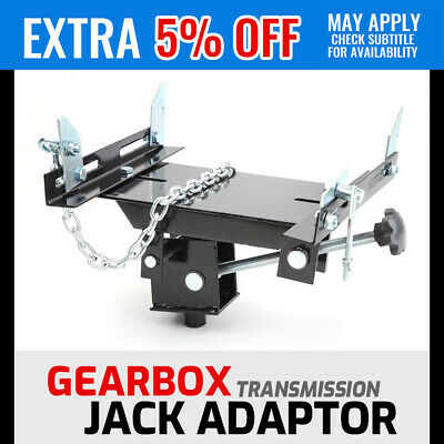 AU63.49 • Buy New Transmission Jack Adapter 500KG Automotive Removal Gearbox Trolley Adaptor