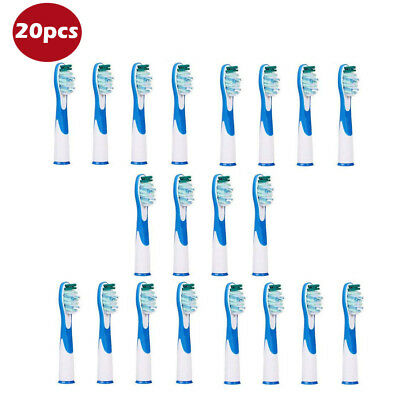 AU19.99 • Buy 20x Electric Toothbrush Heads For Braun Oral B Sonic Model S26.523.3 & S15.523.3