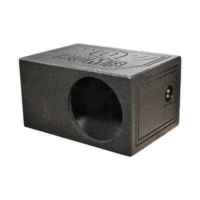 $ CDN96.42 • Buy Qpower Single 10  QBOMB Woofer Box