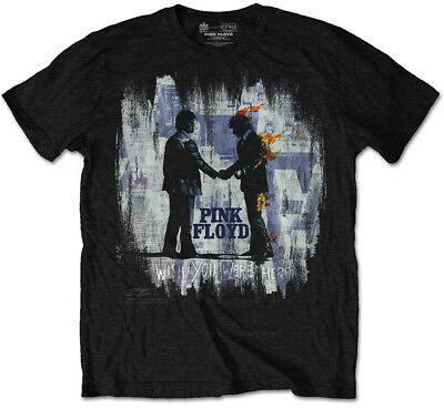 £13.99 • Buy Pink Floyd 'Wish You Were Here Painting' T-Shirt - NEW & OFFICIAL!