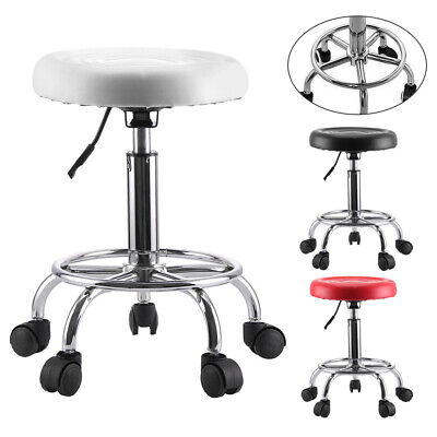 £19.89 • Buy Salon Beauty Massage Swivel Chair Stool Styling Hairdressing Barber Tattoo Tools