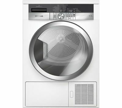 View Details Grundig GTN39250GCW 9 Kg Heat Pump Tumble Dryer White A++ Energy RRP £529.99 • 359.99£