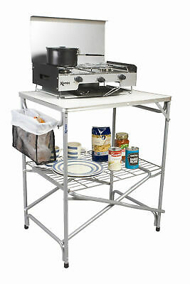 £51.98 • Buy Camping Kampa Major Field Tent Camp Kitchen Stand