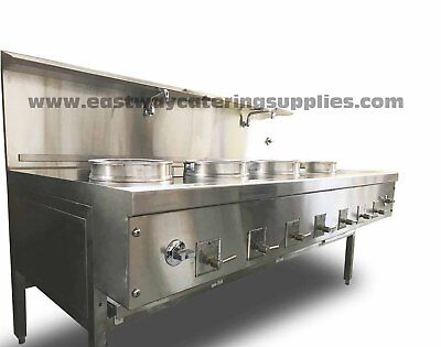 £3995 • Buy Heavy Duty Commercial Chinese Wok Cooker NG/LPG