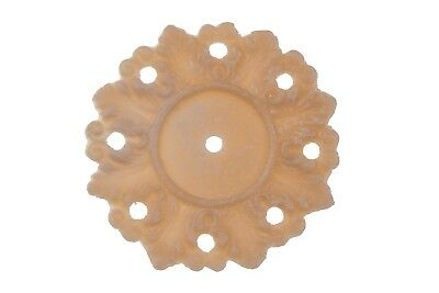 AU4.95 • Buy Shabby French Provincial Furniture Knob Architectural Applique Moulding Floral