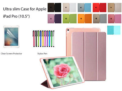 AU13.99 • Buy For Apple IPad Pro 10.5  Ultra Slim Thin Smart Cover Protective Stand Case