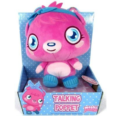 Moshi Monsters Talking Poppet Soft Plush Authentic Toy • 6.99£