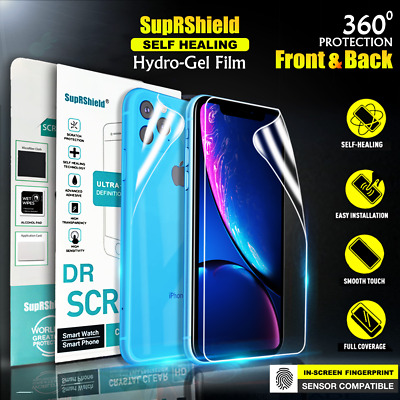 AU5.99 • Buy For Apple IPhone 12 11 Pro X XS MAX XR 8 7 6 6S Plus Full Cover Screen Protector
