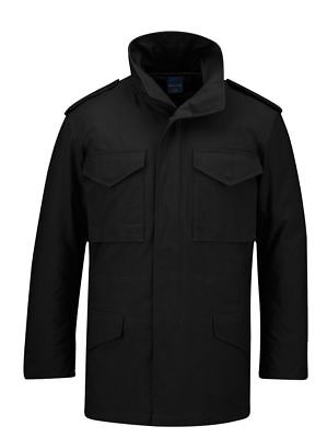 $89.99 • Buy Propper M65 Field Coat With Removeable Quilted Liner BLACK