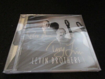 £57.26 • Buy Levin Brothers US Signed Edition CD Sealed Copy Tony King Crimson Peter Gabriel