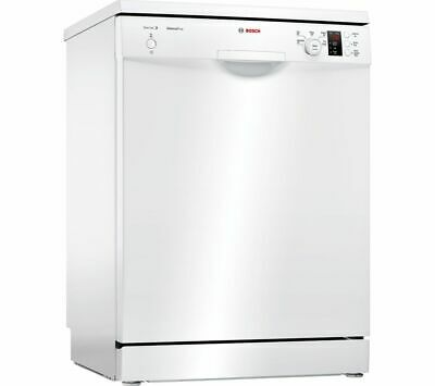 View Details BOSCH SMS25AW00G Full-size Dishwasher - White - Currys • 329.00£