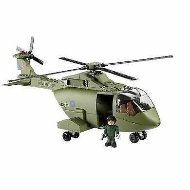 Merlin Helicopter HM Armed Forces Vehicle Set • 9.99£