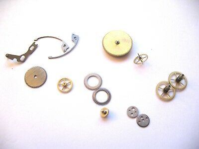 $ CDN86.68 • Buy Lemania Chronograph 1270 Assorted Watch Spare Parts
