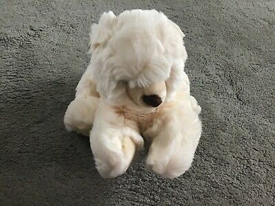 14  Harrods Polar Bear • 24.99£