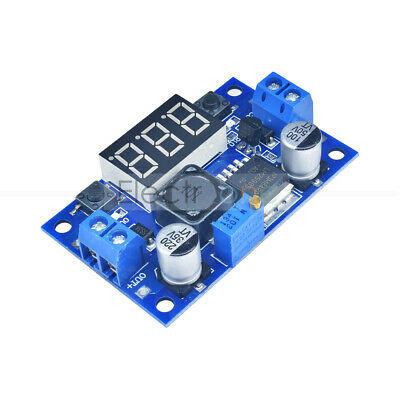 AU3.58 • Buy LM2596 Buck Step-down Power Converter Module DC 4.0~40 To 1.3-37V LED Voltmeter