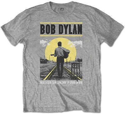 £13.99 • Buy Bob Dylan 'Slow Train' T-Shirt - NEW & OFFICIAL!