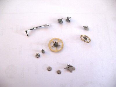 $ CDN288.94 • Buy Longines 30ch Chronograph  Assorted Watch Movement Parts