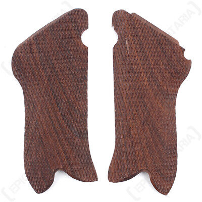 Luger P08 Walnut Wooden Grips - Airsoft WW2 WW1 German Repro Wood • 19.45£