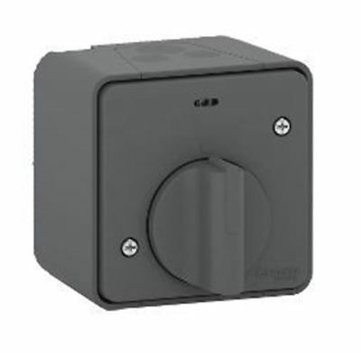 £121.42 • Buy Grey 10 A Surface Mount Time Delay Light Switch Screwed, 1 Gang, 250 V Ac 80mm I