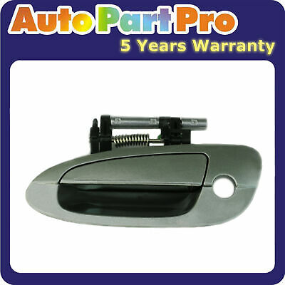 $26.30 • Buy For Nissan Altima Green DY2 2002-2006 Outside Door Handle Front Left Driver Side