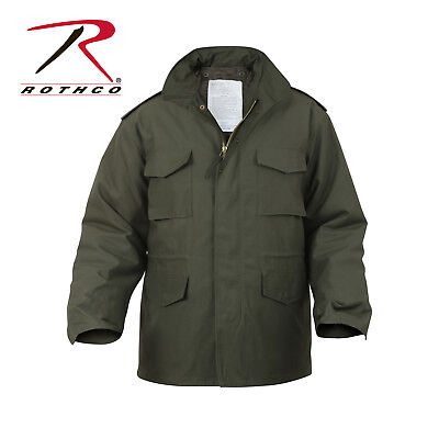 $ CDN114.10 • Buy M65 Od Green Field Jacket New With Liner