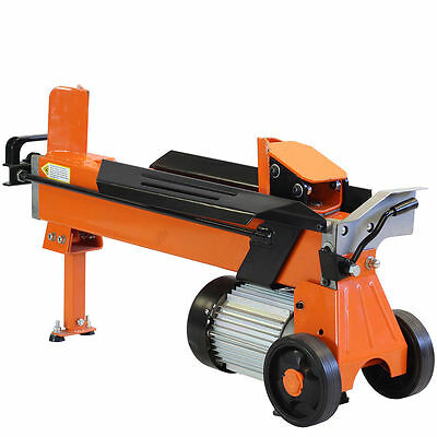 Forest Master Fm10d 6 Ton Electric Log Splitter Hydraulic Wood Axe Timber Maul • 349.90£
