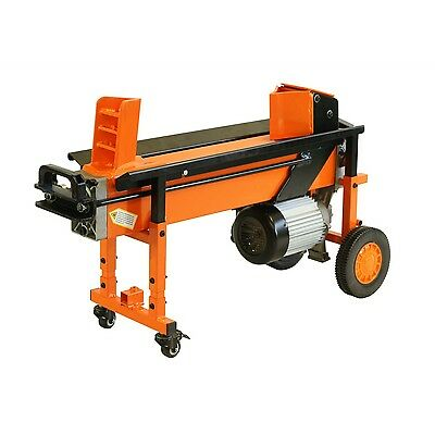 FOREST MASTER FM16MW 8 Ton Electric LOG SPLITTER Hydraulic Wood Axe Timber Maul • 449.49£