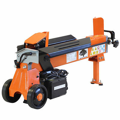 FOREST MASTER FM10D 5 Ton Electric Log Splitter Hydraulic Wood Axe Timber Maul • 358.95£