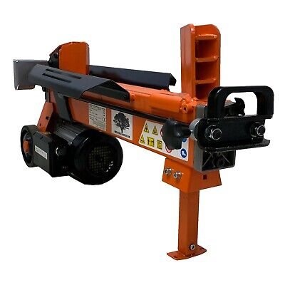 FOREST MASTER FM10D 7 Ton Electric Log Splitter  Hydraulic Wood Axe Timber Maul • 408.90£