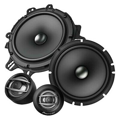 AU135.85 • Buy Pioneer TS-A1600C 6.5  2-Way Component Speakers [PIONEER WARR]
