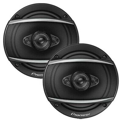 AU109.85 • Buy Pioneer TS-A1680F 6.5  4-Way Car Speakers [PIONEER WARR]