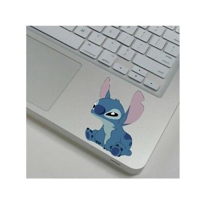 $5.95 • Buy Stitch Cute MacBook Sticker For Laptop, IPad, Phone, Surface Pro, Vinyl Decal