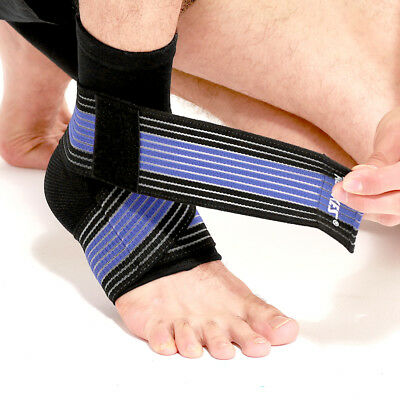 Ankle Support,Adjustable Strap Brace,Medical Pain Relief / Sports Injury • 3.90£