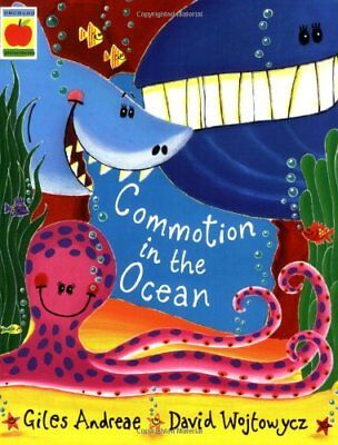 £2.98 • Buy The Commotion In The Ocean (Orchard Picturebooks) By Giles Andreae, David Wojto