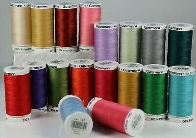 £4.40 • Buy Gutermann Sew-All  Polyester Sewing Thread 250m