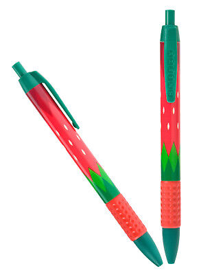 Snifty Strawberry Scented Pen - Fun Gift, Party Favour - Long Lasting Scent • 3.99£