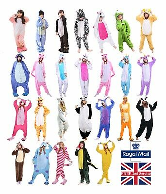 2019 Women's Men's Unicorn Unisex Animal Christmas Cosplay Costume Pajamas • 14.32£