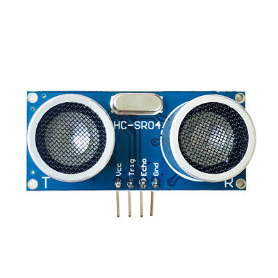 AU2.06 • Buy Ultrasonic Module HC-SR04 Distance Measuring Transducer Sonar Sensor For Arduino